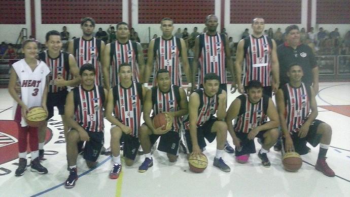 No AP, Abap e São José farão final do primeiro turno de basquete adulto (Foto: Reprodução/Facebook)