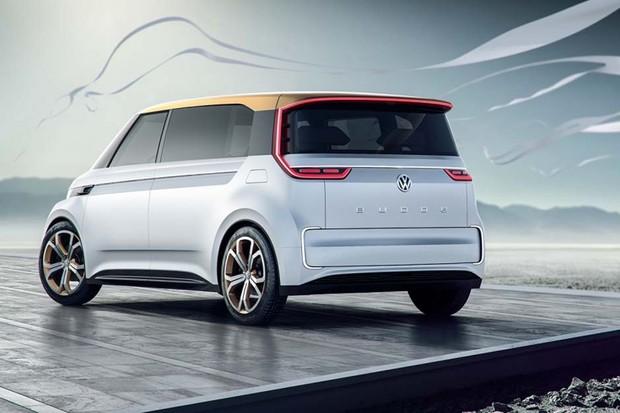 VW Budd e (Foto: Divulgação)