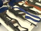Armamento de uso restrito das Forças Armadas é apreendido na Bahia