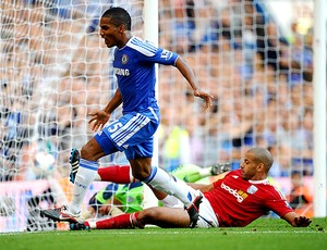 malouda chelsea gol west bromwich (Foto: Agência Getty Images)