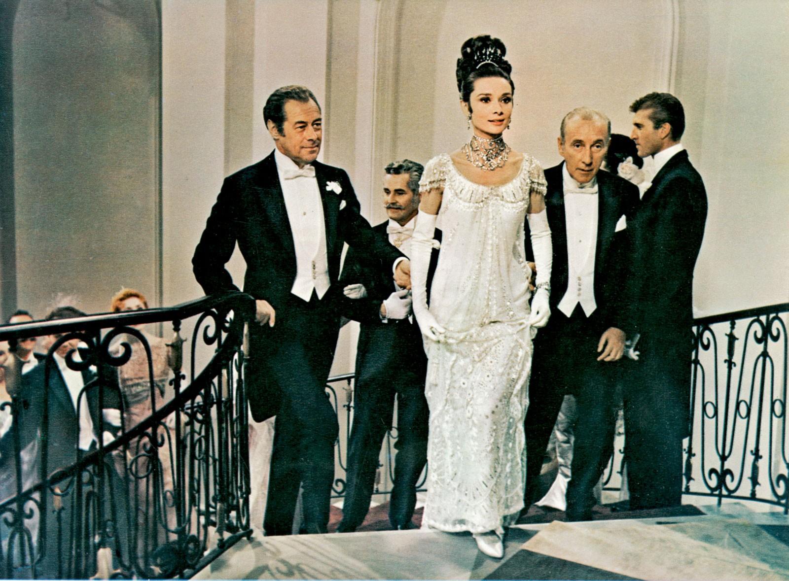 Audrey Hepburn em 'Minha Bela Dama' (Foto: Divulgação)