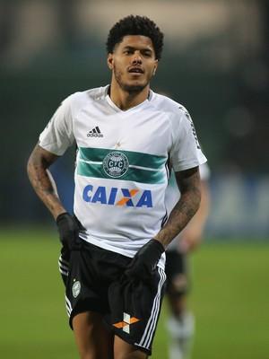 Leandro Coritiba (Foto: Giuliano Gomes/PR PRESS)