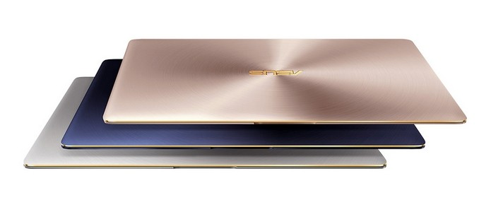 Zenbook 3 tem design mais leve e fino que Macbook (Foto: Divulgação/Asus)