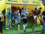 Geromel recebe terceiro cartão amarelo e vira desfalque do Grêmio