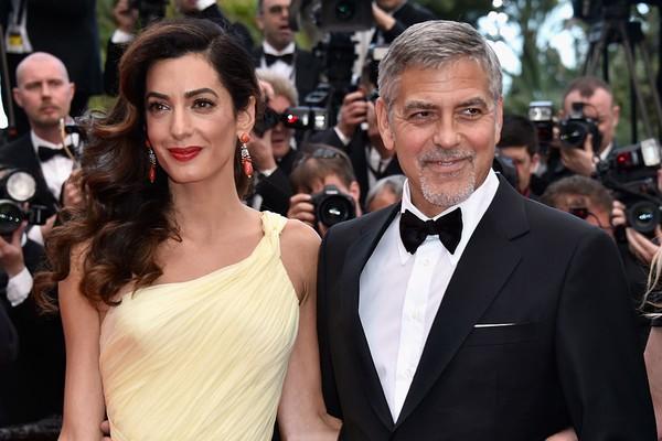 George Clooney e Amal Alamuddin se casaram em 2014, em Veneza (Foto: Getty Images)