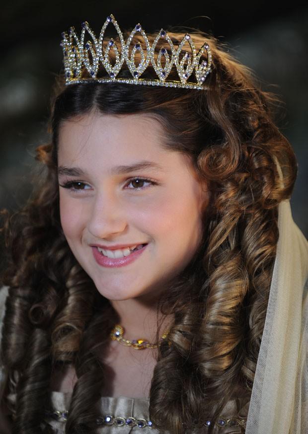 Sasha em 'O Mistério de Feiurinha', de 2009 (Foto: Globo Filmes/Divulgação)