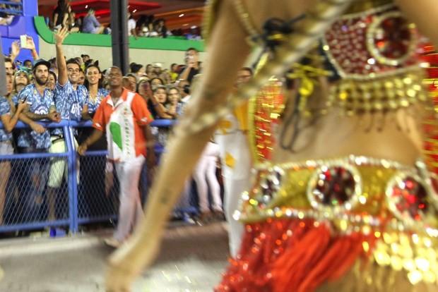 Thayla Ayla desfila  (Foto: Claudio Andrade)