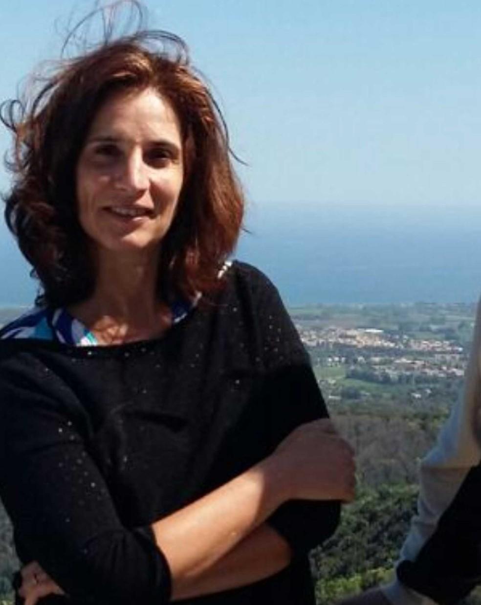 Professora universitária Izabella Borges vai votar em Jean-Luc Mélenchon (Frente de Esquerda) (Foto: Arquivo pessoal)