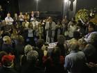 Corpo de Umberto Magnani é velado em teatro em São Paulo