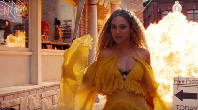Beyoncé aparece em cenas totalmente distintas no trailer de Lemonade (Foto: Reprodução)