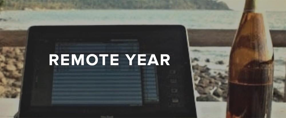 Remote Year, a startup que ajuda você trabalhar remoto em diversos lugares do mundo (Foto: Divulgação)