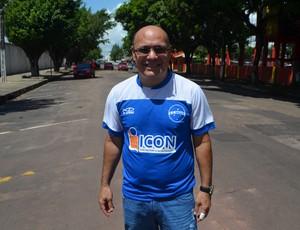 Jorginho Macapá; Futebol; Amapá (Foto: Rafael Moreira/GE-AP)