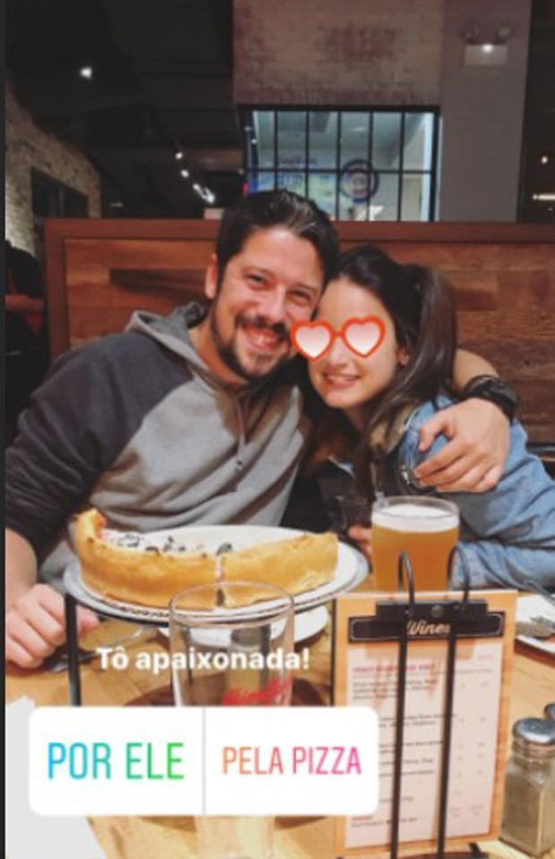 Phelipe Siani e Mari Palma (Foto: Reprodução/Instagram)