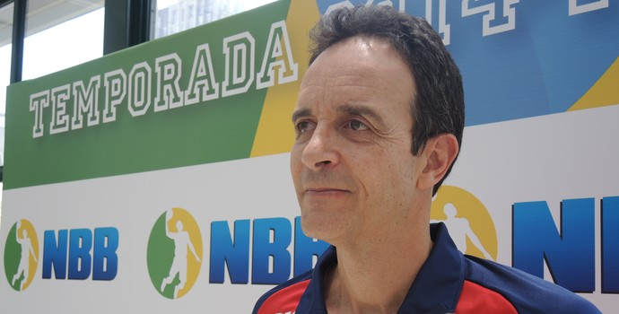 Marcel Souza Pinheiros NBB (Foto: David Abramvezt)