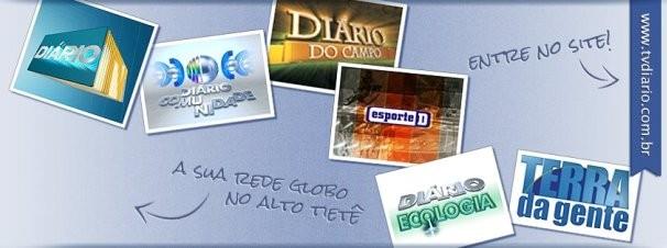 Programação da TV Diário volta ao habitual com fim do horário eleitoral (Foto: Reprodução / TV Diário)