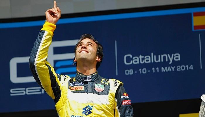 Felipe Nasr GP2