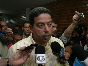 Deputado Arthur Lira é acusado de agredir ex-mulher (Foto: José Emílio Perillo/Gazeta de Alagoas)