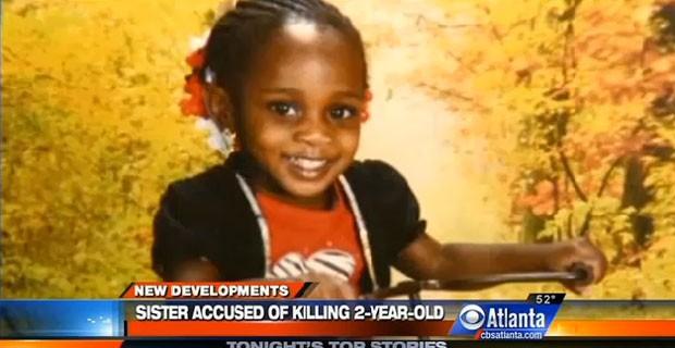 Sasha foi morta a facadas pela irmã de 13 anos (Foto: Reprodução)