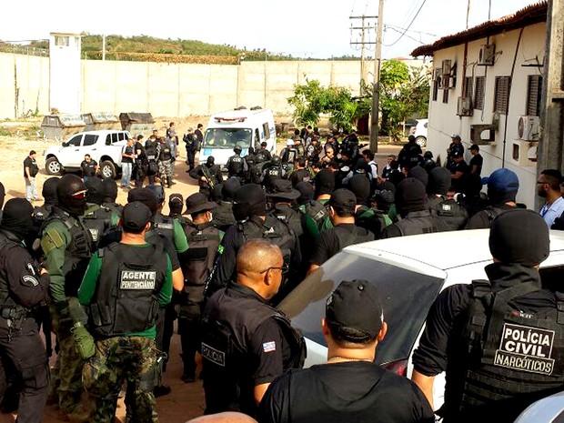 Ataques registrados em São Luís