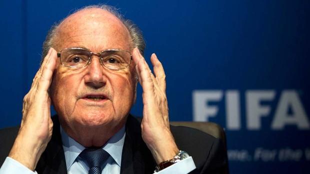 Blatter (Foto: Agencia AP)