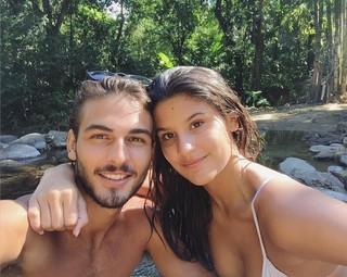 Brenno Leone e Giulia Costa (Foto: Reprodução / Instagram)