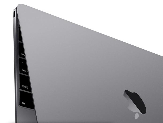 MacBook traz única entrada USB-C, o que deve obrigar usuário a comprar adaptadores (Foto: Divulgação/Apple)