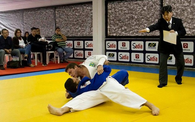 Edson Minakawa, Judo, Arbitro (Foto: Reprodu&#231;&#227;o / CBJ)