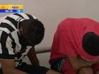 Imagens mostram suspeitos após arrastão no trem em Porto Alegre