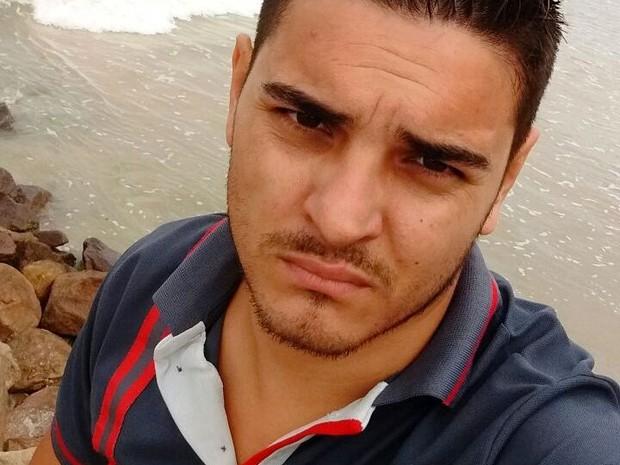 Jovem desapareceu há mais de um mês após ser acusado de estuprar sua própria enteada  (Foto: Arquivo Pessoal)