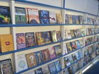 Literatura espírita é comercializada em praça do Centro de Macapá