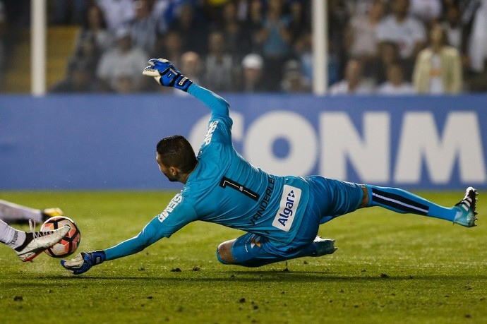 Vanderlei Santos Atlético-PR (Foto: Marcello Zambrana / Estadão Conteúdo)