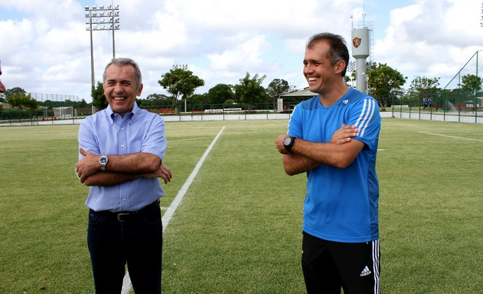 Nelsinho Baptista Sport (Foto: Aldo Carneiro / Pernambuco Press)