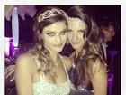 Top Jeisa Chiminazzo se casa com festa em clima de 'O grande Gatsby'