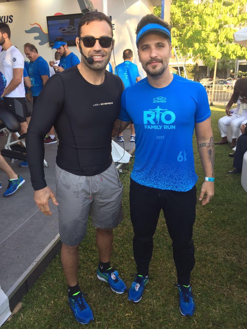 Gagliasso e Chico Salgado (Foto: Divulgação)