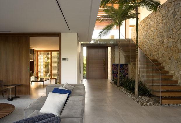 Projeto oferece a experiência de um passeio arquitetônico (Foto: Divulgação)