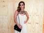 'Gosto de biquíni comportado no bumbum', diz Tania Khalill no SPFW