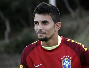 Marcos Felipe, goleiro do Fluminense e seleção Sub-21