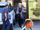 Ana Maria Braga vai a adega na Barra da Tijuca, no Rio