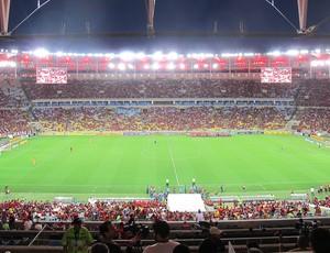 Flamengo X Grêmio - Maracanã (Foto: Thales Soares)