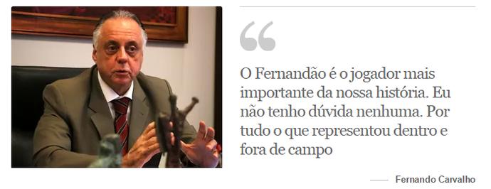 Internacional Inter montagem Fernando Carvalho especial 2006 (Foto: Reprodução)