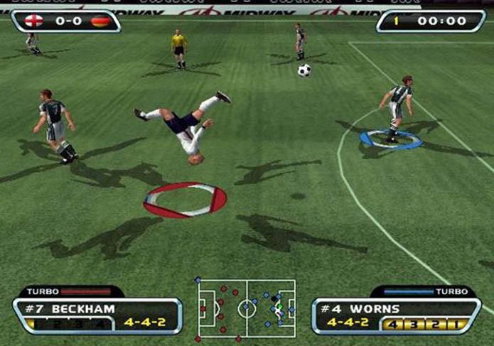 Red Card Soccer (Foto: Reprodução)