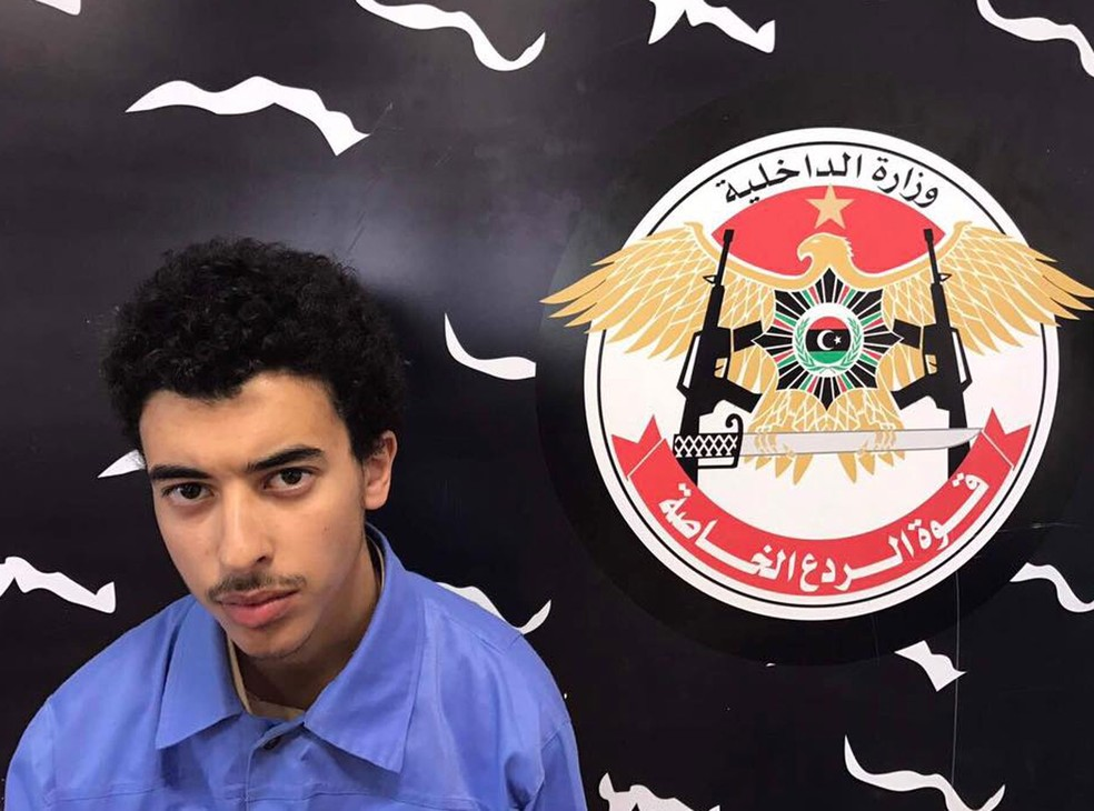 Hashem Abedi, irmão de Salman Abedi (Foto: Reprodução/Facebook/Hashem Abedi)