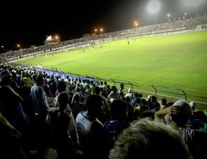 Torcida lota estádio Presidente Médici (Foto: Filippe Araujo/Divulgação)