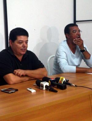 Vicente da Rocha Filho, Tim (Foto: João Fagiolo)