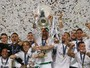 Real é campeão nos pênaltis contra Atlético (Stefano Rellandini/Reuters)