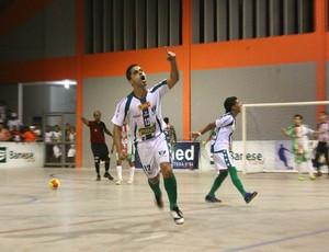 Lagarto vence Simão Dias (Foto: Deivid Oliveira/Portal Lagartense)