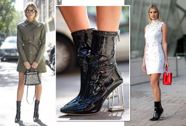 Helena Bordon e Lala Rudge já circularam com as suas ankle boots Dior (Foto: Reprodução Instagram/Divulgação)