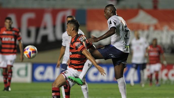 Atlético-GO x Aparecidense no Serra Dourada (Foto: O Popular)