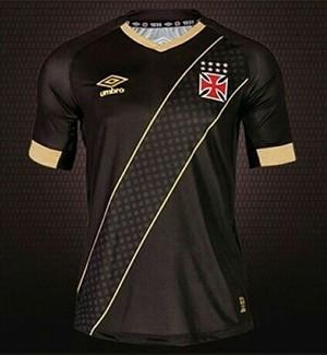 Lançamento camisa Vasco carrossel (Foto  Reprodução   Instagram) Novo  uniforme ... 2205b5da97111