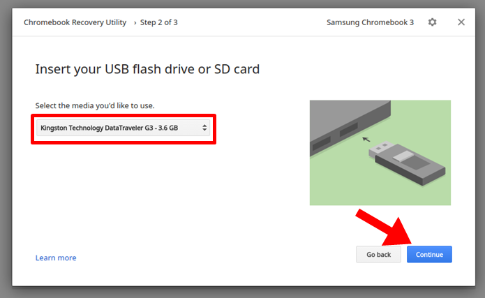 Use um pendrive de ao menos 4 GB (Foto: Reprodução/Paulo Alves)